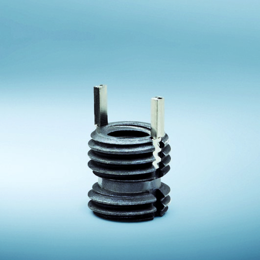 KEENSERTS threaded inserts with 2 key locks self-locking
